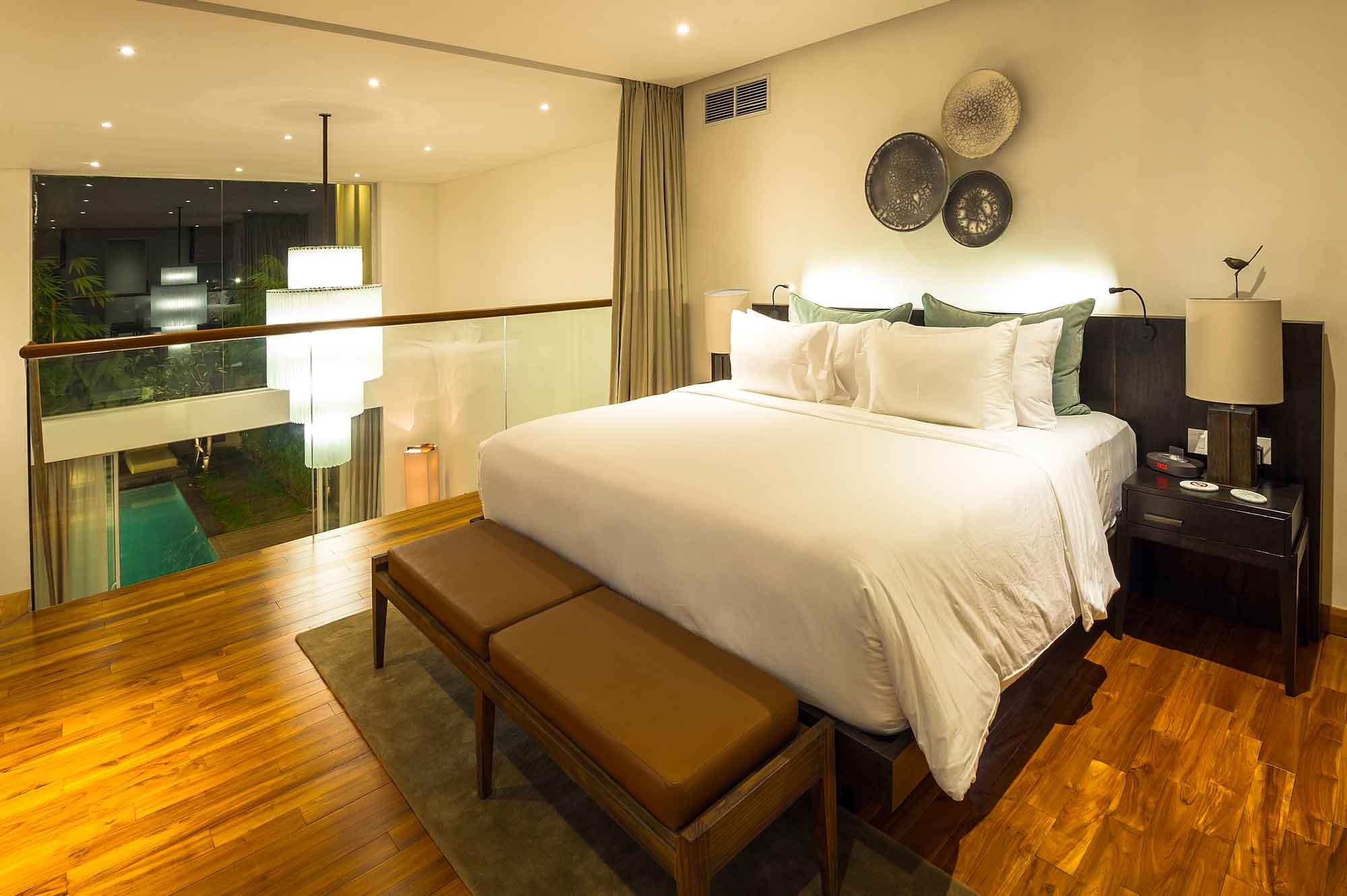 Luxury Villas Seminyak 1 Bedroom Loft Villas Hu U